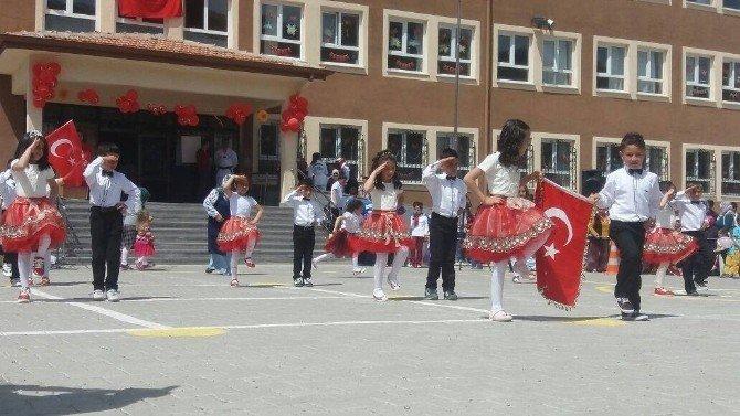 Develi'de 23 Nisan Kutlamaları