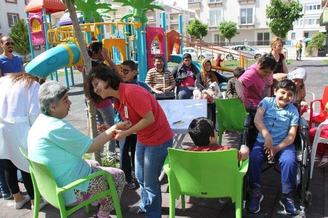 Didim'de Engelliler 23 Nisan'ı Etkinliklerle Kutladı