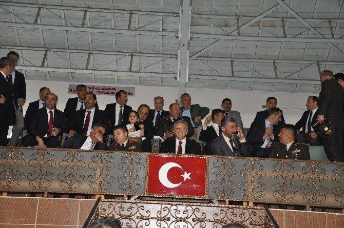 Erzincan'da 23 Nisan Kutlaması