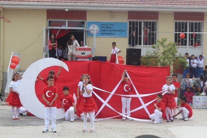 İnönü'de 23 Nisan Coşkusu