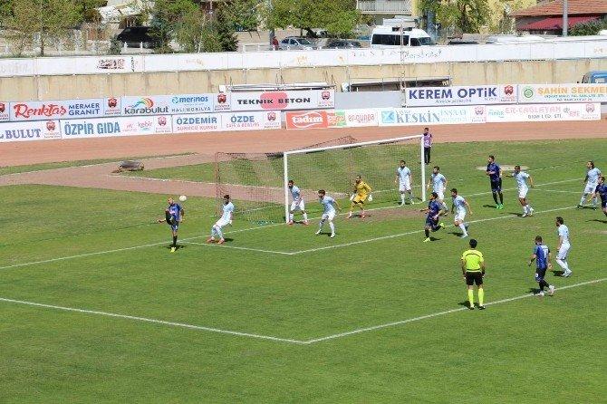 Zorlu Maçı Penaltılar İle Karaderspor Aldı