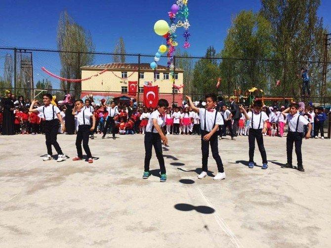 Hasköy'de 23 Nisan Coşkusu