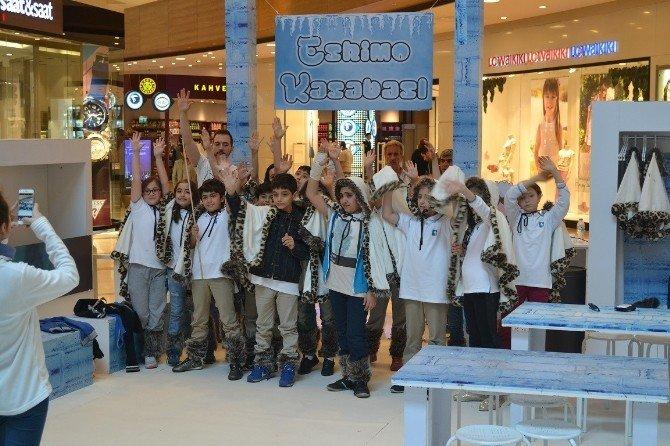 Kahramanmaraşlı Çocuklar, Eskimoların Sıra Dışı Dünyasını Keşfetti