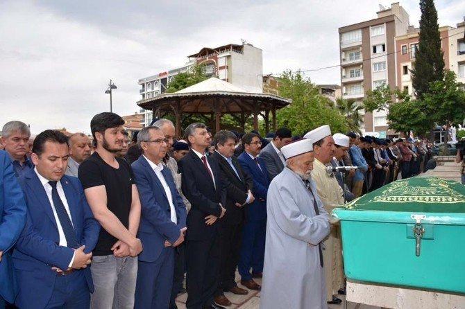 MESOB Başkanı Hasan Geriter'in Acı Günü