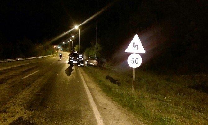 Karabük'te Trafik Kazası : 2 Ölü, 4 Yaralı