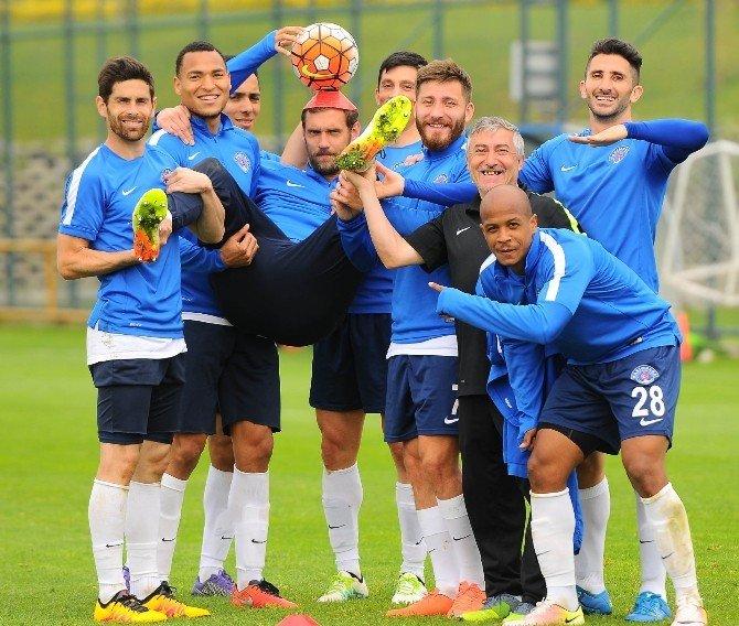 Kasımpaşa, Galatasaray Maçına Hazır