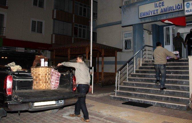 9 Evi Soyan Hırsız Yakalandı
