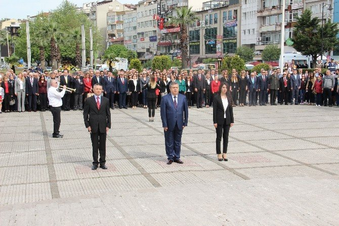 Kdz. Ereğli'de 23 Nisan Bayramı Kutlandı