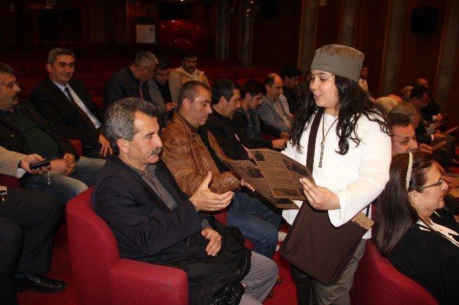 Kut'ül Ammare Zaferi'nin 100'üncü Yılı Anma Programı
