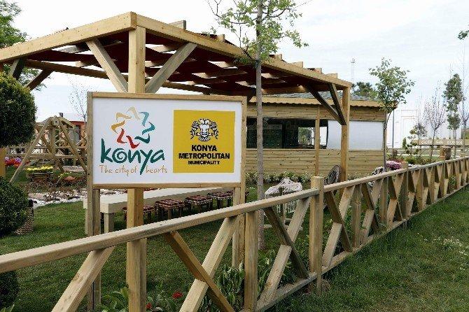 Konya Büyükşehir Belediyesi, EXPO 2016 Antalya'da