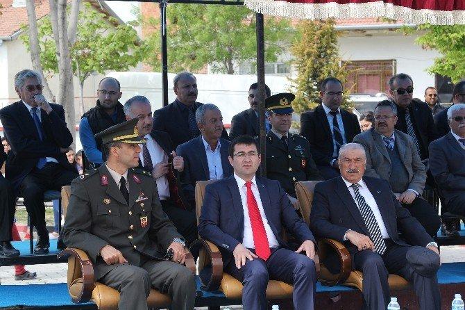 Cihanbeyli'de 23 Nisan Kutlamaları