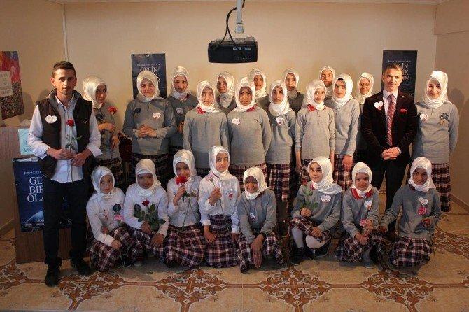 Araplı'da Kutlu Doğum Haftası Programı Düzenlendi