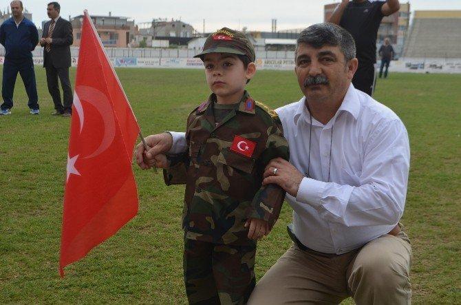 Söke'de 23 Nisan Ulusal Egemenlik Ve Çocuk Bayramı Coşkuyla Kutlandı