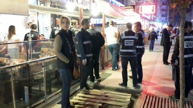 Malatya'da Gece Gece Huzur Operasyonu