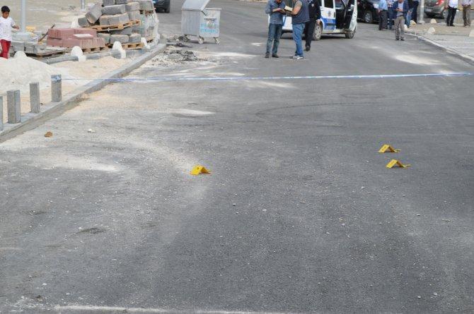 Damattan silahlı saldırı: 1 yaralı