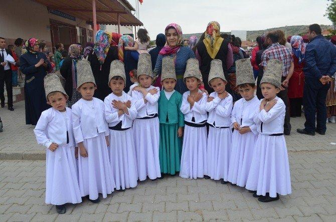 Kula'da 23 Nisan Kutlaması