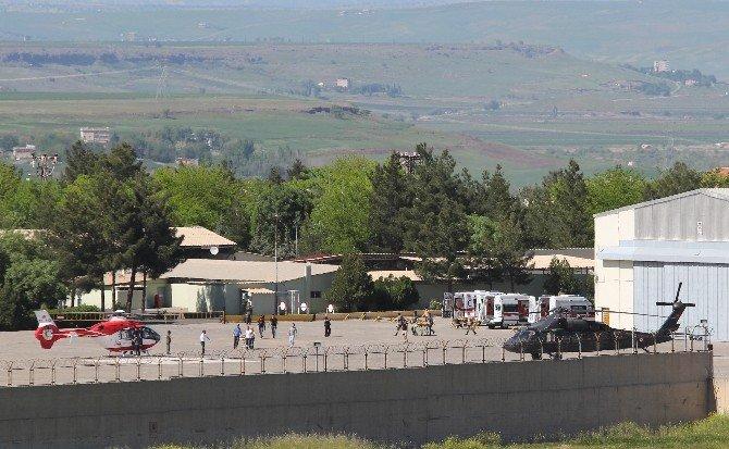 Mardin'de Yaralı Sayısı 13'e Yükseldi