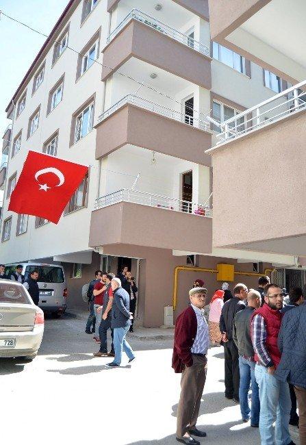 Nusaybin Şehidinin Acısı Trabzon'a Düştü