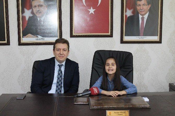 Mardinli Çocuklar, AK Parti'nin Misafiri Oldu