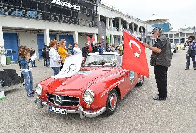 'Mercedes -Benz Bahar Rallisi 2016' Başladı