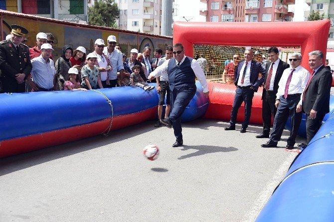 Tarsus Belediyesi'nden 23 Nisan Çocuk Şenliği