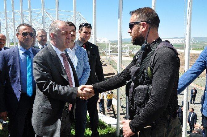 MHP'li Özdağ Başkanlık Kapısını Açmak İçin Malazgirt'ten Seslendi
