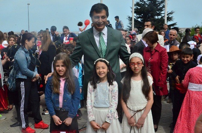 23 Nisan Zonguldak'ta Çoşkuyla Kutlandı