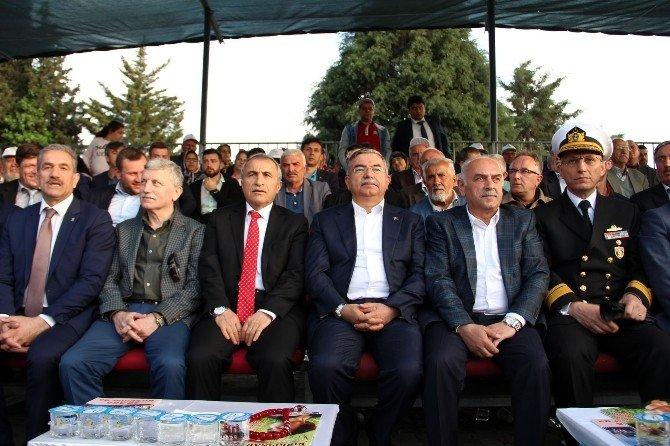 Milli Savunma Bakanı Yılmaz Yalova'da