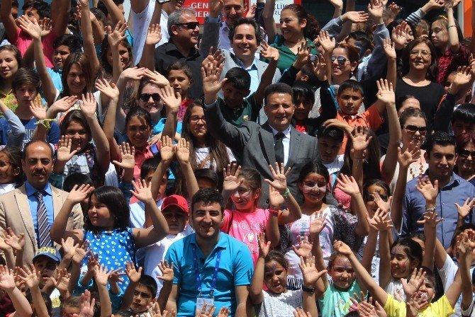 Kırsal Mahallelerden 500 Öğrenci Buluştu