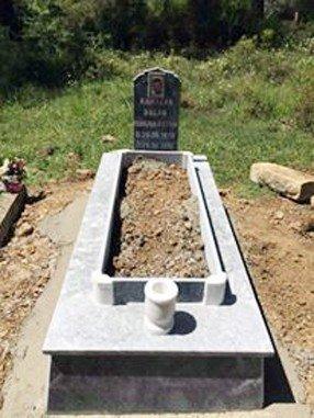 Mezar Taşına, Vasiyet Ettiği Sözü Yazıldı