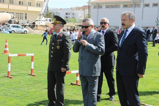23 Nisan Ulusal Egemenlik Ve Çocuk Bayramı Nevşehir'de Kutlandı