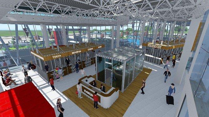 Osmancık'a Şehirlerarası Otobüs Terminali Müjdesi