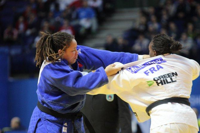 Kazan'da iki judocumuz final seansında