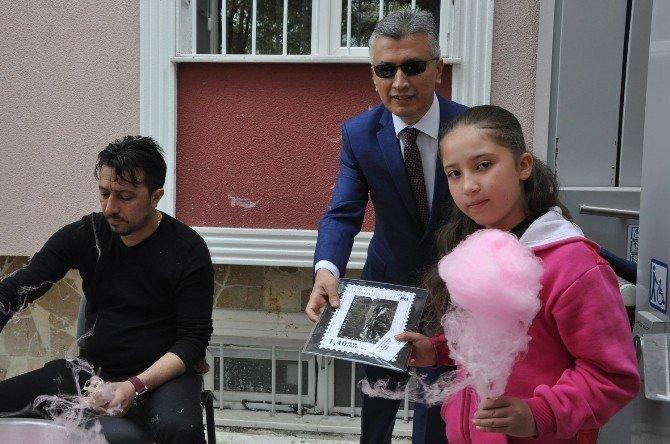 Sandıklı'da 23 Nisan Coşku İle Kutlandı