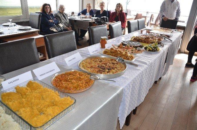 Sinop'ta Balkan Rüzgarı Esti