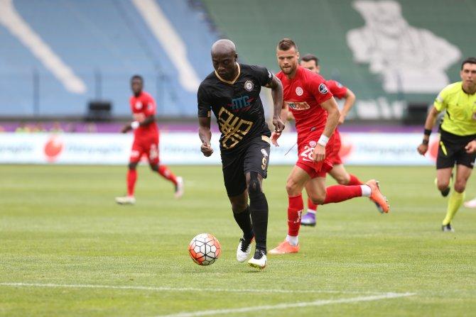 Osmanlıspor FK: 3 - Antalyaspor: 0