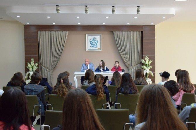 Süleymanpaşa Belediyesi'nin Yeni Çocuk Başkanı Beren Gençer Seçildi