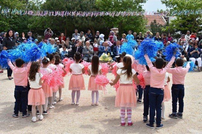 Barbaros Naki Bilge İlkokulu Öğrencileri Özlenen Bayramı Yaşattı
