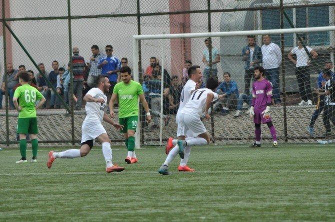 Yunusemre Belediyespor'dan Galibiyet