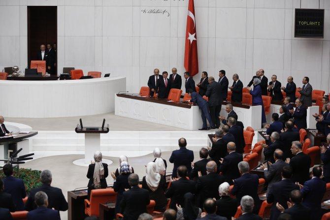 Meclis'te 23 Nisan özel oturumu