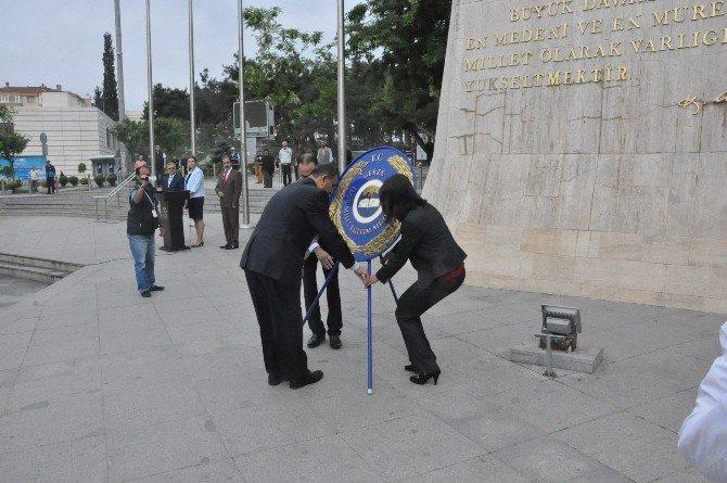 Gebze'de 23 Nisan Ulusal Egemenlik Ve Çocuk Bayramı Töreni Düzenlendi