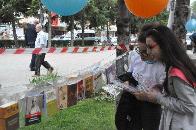 Sakarya'da Ağaçlar Kitap Açtı