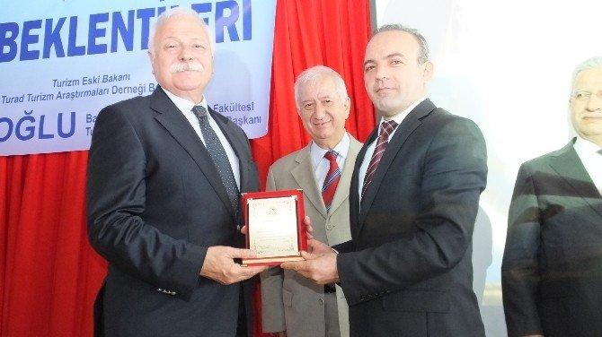 Burhaniye'de Turizm Toplantısı