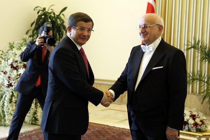 Meclis Başkanı Kahraman 23 Nisan dolayısıyla tebrikleri kabul etti