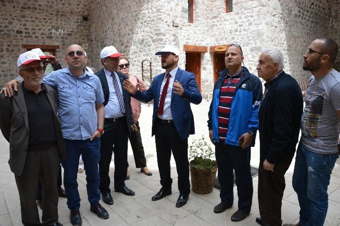 Gazetecilerden Niksar'a Ziyaret