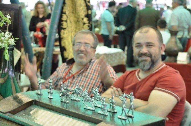 Türkiye'nin 3. Antika Pazarı Kuruldu