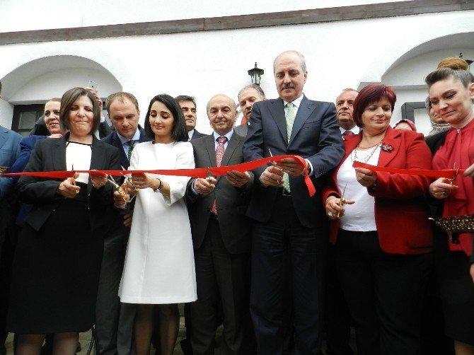 Başbakan Yardımcısı Kurtulmuş, Prizren Başkonsolosluğunun Açılışını Yaptı
