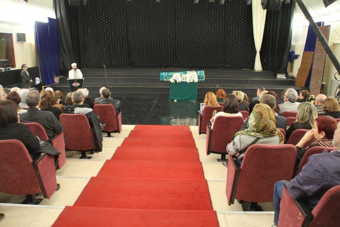 Sanatçı Rıza Rit, TRT'den törenle uğurlandı