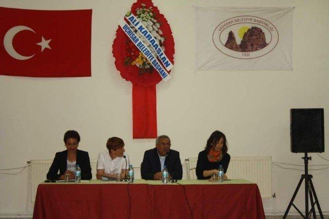 Uçhisar Esnafına, Cappadox Hakkında Bilgilendirme Toplantısı Yapıldı