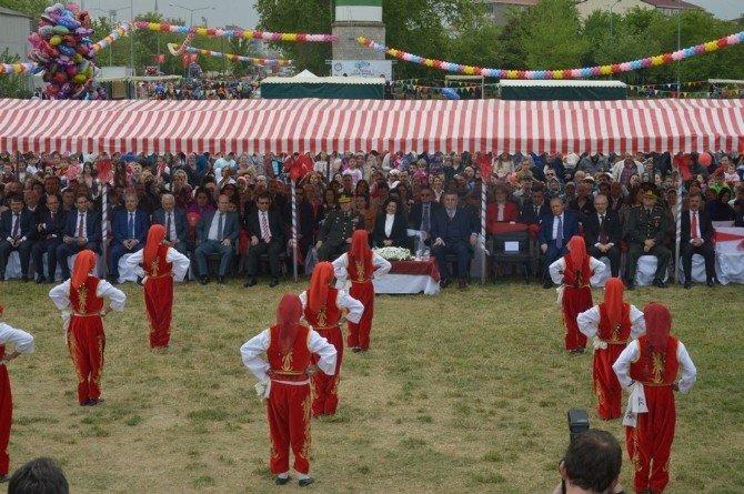 23 Nisan Kırklareli'nde Çoşkuyla Kutlandı